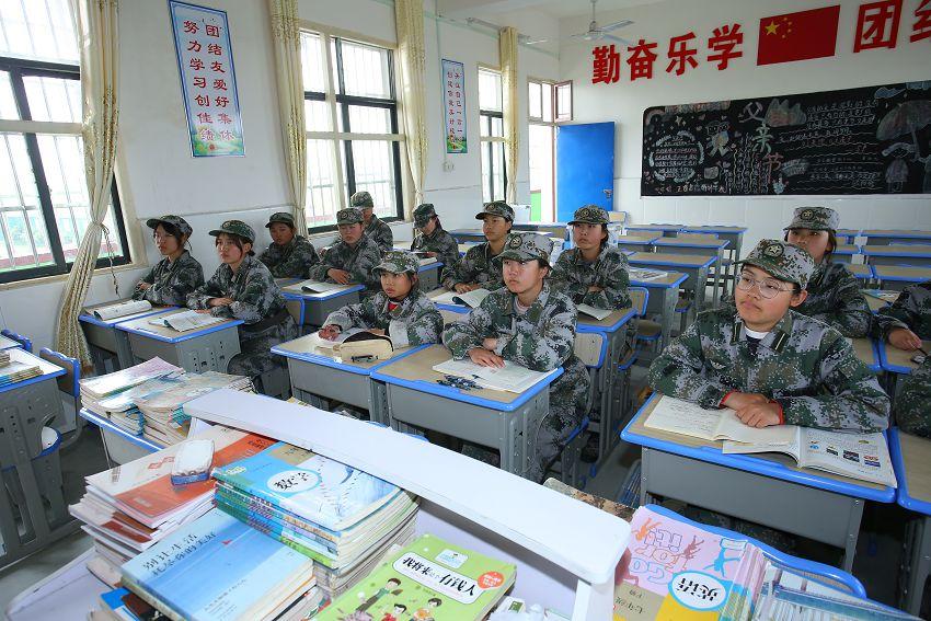 河北邯郸叛逆孩子学校教文化课吗?