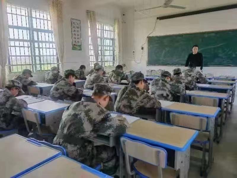第二次学业水平调研考试开始了(图1)